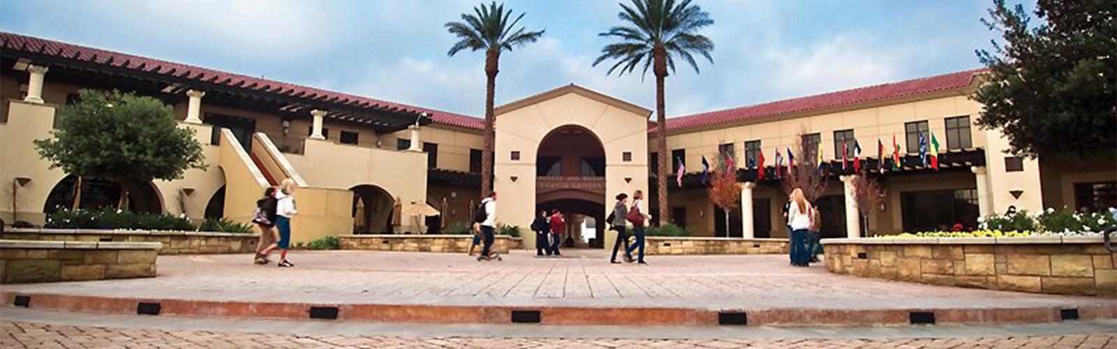 California Baptist University Study Architecture