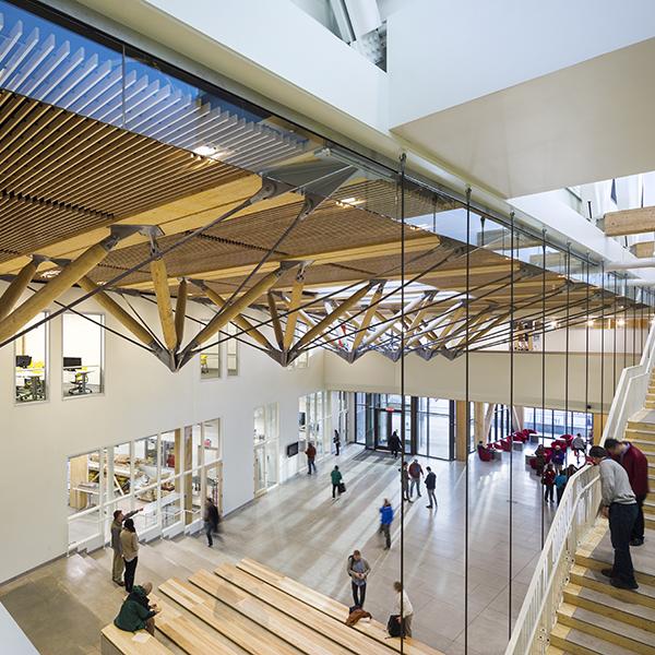 University Of Massachusetts Amherst Study Architecture